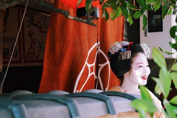 barrios de geishas gion